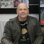 Auteur BD Eric Rücksthül
