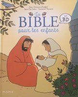 Album BD La bible pour les enfants en BD de Jean-François Kieffer