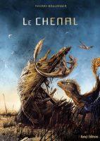 Album BD Le chenal de Thierry Boulanger
