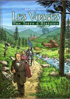 Album BD Les Vosges de Didier Pagot