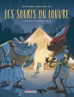 Album BD Les souris du Louvre n°1 de Sandrine Goalec