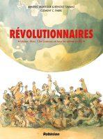 Album BD Révolutionnaires de Clément C. Fabre