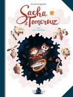 Album BD Sacha et Tom Cruze n°1 par Bastien Quignon