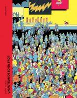 Un auteur de BD en trop de Daniel Blancou